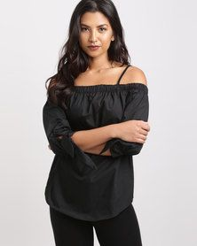 off Ladies Tops and Bottoms at Zando at great prices - available in a range of sizes. Shop for over 692 off Ladies Tops and Bottoms products. One Day Only, Bardot Top, Shirt Blouses, Shirts, Off Shoulder Blouse, Black Tops, Lady, Cotton, Shopping