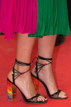 Lena Gercke's Feet << wikiFeet