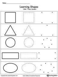 Resultado de imagen de oval tracing worksheet