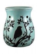 Blue Bird Wax Warmer by Haute Candles   Shop With Cre