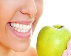 Alimentos para una sonrisa perfecta