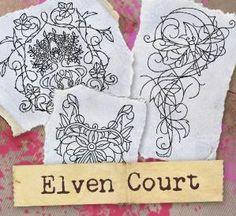 Elven Court (Design Pack)_image