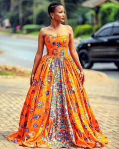 25 Splendid Ankara Fashion Styles For Young Elegant Ladies Latest Ankara Styles are right here for you. African Inspired Fashion, Latest African Fashion Dresses, African Print Dresses, African Print Fashion, African Dress, Fashion Prints, Ankara Fashion, African Prints, Fashion Styles