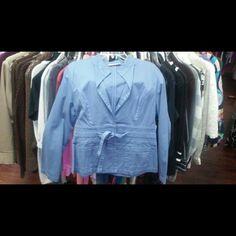 Coldwater Creek jacket Stylish light weight jacket. New with tags from Coldwater Creek. Coldwater Creek Jackets & Coats