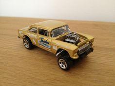 55 Chevy Bel Air Gasser