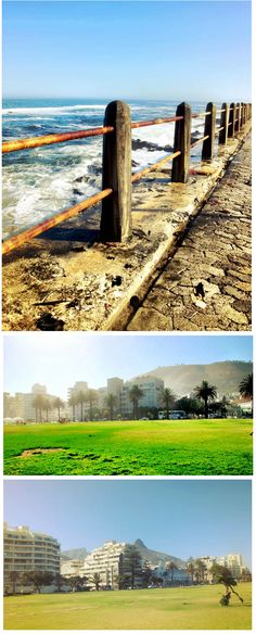 The promenade in Sea point, Cape Town, South Africa. A fantastic place for people watching! Clifton Beach, Virgin Atlantic, Kwazulu Natal, Local Attractions, Dream City, Travel Companies, Most Beautiful Cities, Travel Planner, Rest Of The World