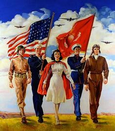 Genealogy: World War II 1941-1945, Researching and finding military records  http://genealogybybarry.com/genealogy-world-war-ii-1941-1945-researching-and-finding-military-records/
