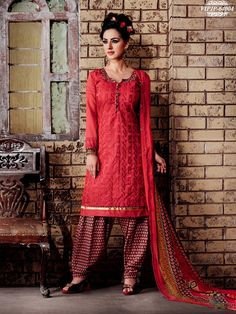 Enticing Pink Colour Chanderi Embroidery Unstitched Dress Material  https://www.gnoutlet.com/collections/dress-materials/products/enticing-pink-colour-chanderi-embroidery-unstitched-dress-material