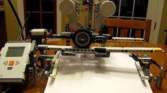 Mindstorms printer.