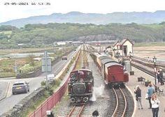 Keith Holland, Heritage Railway, Premier Inn, Bangor, Rolling Stock, Auto Service, Castle, British, Train