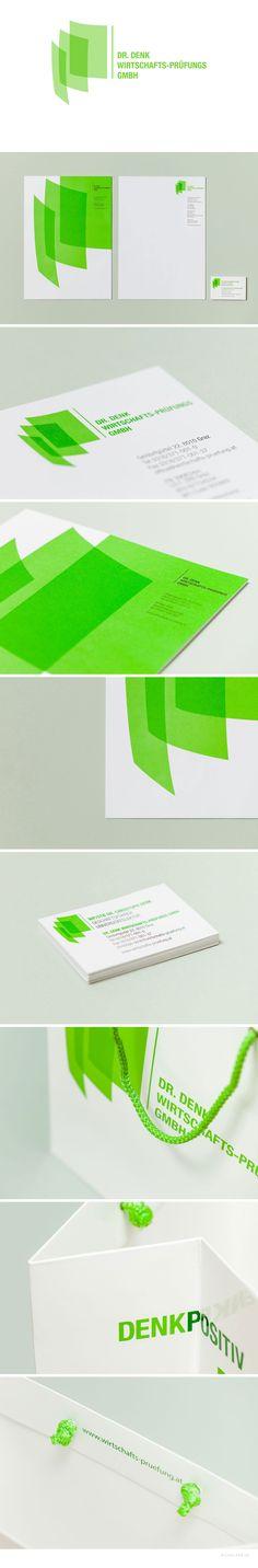 Corporate Design for Dr. Denk Wirtschafts-Prüfung by Nicouleur  #branding #graz #design #austria #nicouleur #corporatedesign