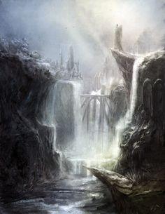 Elven Falls_FrankHong