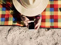 Keep you stuff safe at the beach with these smart tips.