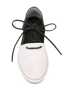 Marsèll cut-out oxford shoes