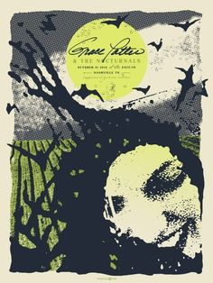 Grace Potter show poster
