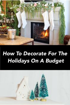 If you're going to decorate for the holidays, read this