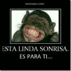 Esta linda sonrisa, es para ti... - AnsinaEs.com