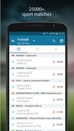 SportEventz PRO - Live sport on TV v1.0 [Unlocked]   SportEventz PRO - Live sport on TV v1.0 [Unlocked]Requirements:4.1Overview:SportEventz is the biggest livestream and sat-TV schedule with broadcasting details such as satellite name frequency and encryption.  SportEventz is the biggest livestream and sat-TV schedule with broadcasting details such as satellite name frequency and encryption.  SportEventz provides information on more than 25000 sport matches in over 30 sports from more than…
