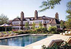 Pool by Joseph Kremer and Shope Reno Wharton in Southampton, New York