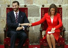 Los doce años de amor de los reyes Felipe y Letizia Aniversario de boda 22.05.2016