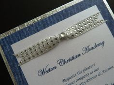 Hey, I found this really awesome Etsy listing at https://www.etsy.com/listing/165357799/diamonds-and-denim-party-invitation