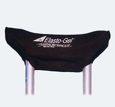 Crutches: Crutch-Mate - Underarm Crutch Pad - Pack Of 2 BUY IT NOW ONLY: $32.41