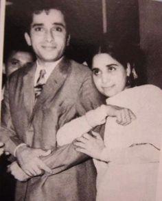 #muvyz053117 #BollywoodFlashback Geeta Bali with Shashi Kapoor #shashikapoor #muvyz #instagood #instadaily #instapic