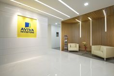 Aviva Investors Asia Office by Raw Design Consultants, Singapore » Retail Design Blog