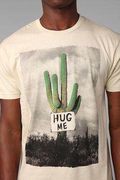 Hug Me Sign Tee. so funny and perfect for eli
