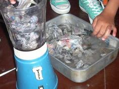 ανακύκλωση χαρτιού 05 - YouTube