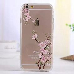 iGrelem® iPhone 6 6s Case [ with Free Tempered Glass Screen Protector ], Ultra…
