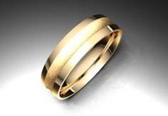 Alianza de oro rojo de 18K modelo Satinada - Alianzas de oro - Clemente Navarro by LK #bodas #alianzas #novia | cnavarro.com