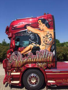 Volvo Trucks, Rc Trucks, Big Rig Trucks, Diesel Trucks, Lifted Trucks, Customised Trucks, Custom Trucks, 505 Peugeot, Brush Truck