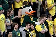 15 Reasons Why The University Of Oregon Duck Is The Best Mascot Around