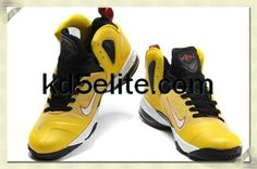 best loved ef5e9 b517a Nike P.S Lebron 9 Elite Taxi Varsity Maize Black White 516958 700 Lebron 9,  Lebron