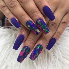"2,215 Likes, 8 Comments - Topline Nails & Spa (@toplinenails) on Instagram: ""Mattenails !!@toplinenails#nailsbymindy #makeupforever #makeupslaves #tutorials #makeupartist…"""