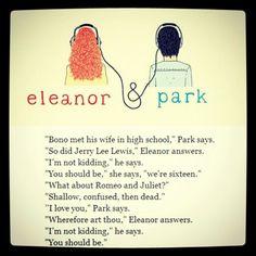 Eleanor & Park by Rainbow Cowell