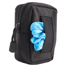 The Tactical Disposable Glove Pouch is a must have accessory for patrol, EMS, or crime scene work. This Disposable Glove Pouch allows you to keep fresh medical gloves within reach at all times. Tactical Medic, Tactical Holster, Tactical Survival, Holsters, Police Gear, Police Life, Duty Gear, Tac Gear, Tactical Gear