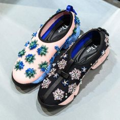 Dior's fusion sneakers