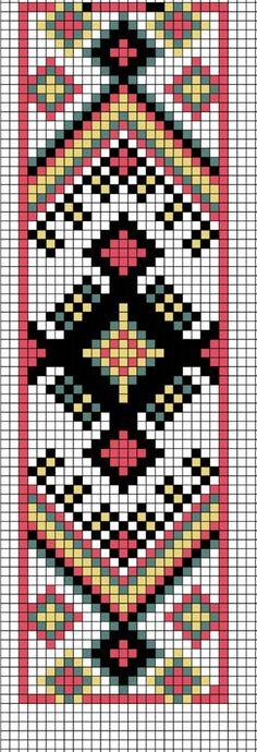 Фотографии Бисерное творчество – 27 альбомов Cross Stitch Boarders, Cross Stitch Charts, Cross Stitch Patterns, Bead Loom Patterns, Beading Patterns, Crochet Patterns, Beading Projects, Beading Tutorials, Beaded Embroidery