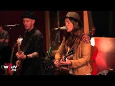 "Brandi Carlile - ""The Things I Regret"" (FUV Live at Electric Lady Studios) - YouTube"