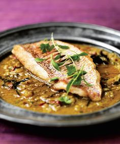 Red snapper curry (Vietnam) recipe from Atul's Curries of the World by Atul Kochhar | Cooked.com