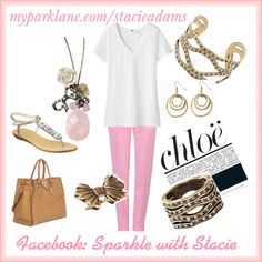 Chloe with Style, created by stacieadams on Polyvore