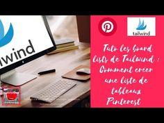 💡 Tuto les Board lists de Tailwind : Comment créer une liste de tableaux Pinterest ? - YouTube