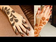 simple and easy Eid ul Adha mehndi design//unique henna design Henna Hand Designs, Eid Mehndi Designs, Mehndi Designs Finger, Stylish Mehndi Designs, Mehndi Designs For Fingers, Mehndi Patterns, Latest Mehndi Designs, Henna Tattoo Designs, Finger Henna