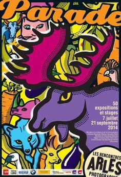 Rencontres #Arles 2014 : la programmation dévoilée ! #photo #festival