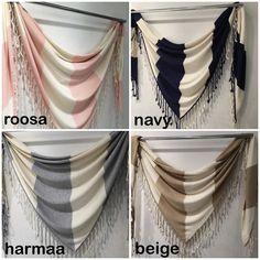 Oui spring-16 scarfs