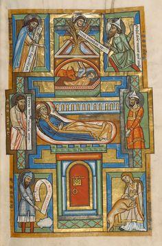 Nativity_Stammheim-Hildesheim_Missal_Fol_92r.jpg (850×1296)