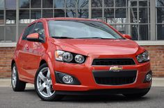 Chevy recalls over 44,000 Sonic models over windshield washer issue