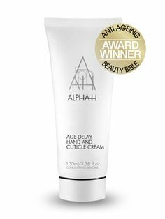 Age Delay Hand and Cuticle Cream wins Anti-Ageing Beauty Bible Award! As featured in 'The Beauty Bible' by Sarah Stacey and Jo Fairley #antiageing #awardwinningskincare #handcream